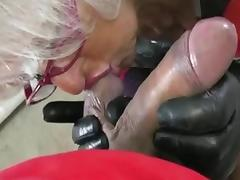 Mom and Boy, Granny, Handjob, Mature, Money, Old