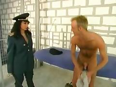 French POLICE porn video