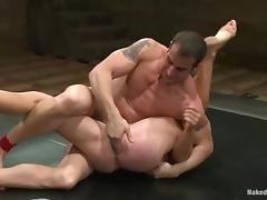 Tasty Patrick Rouge And Spencer Reed Finger Each Other's Assholes