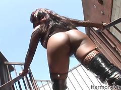 Princess, Anal, Assfucking, Big Tits, Black, Chubby