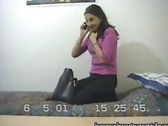 Real amateur arab couple home made sex
