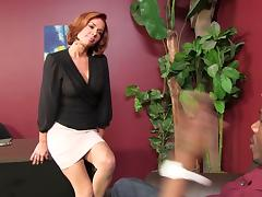 Goddess MILF Veronica Avluv Fucking With Big Black Cock