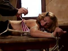 Bound, BDSM, Bondage, Bound, Doggystyle, Slave