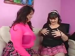 Favourable Stud Acquires 2 Hot Bbws