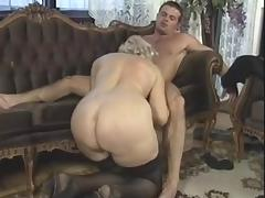 Granny Orgy, German, Granny, Group, Mature, Old
