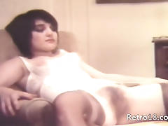 extremely hot retro girl4girl 1980