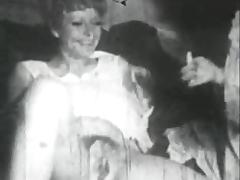 Retro Porn Archive Video: Femmes seules 1950's 02