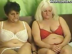 Amateur Lesbian Grandmas