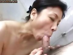 Mom, Asian, Couple, Japanese, Mature, Mom