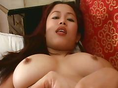 Sweet asian slut fucked to perfection
