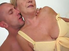 Grandma, Ass, Ass Licking, BBW, Big Ass, Big Cock