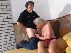 Granny, Anal, Assfucking, Big Tits, Boobs, Granny