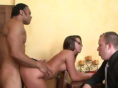 All, Blowjob, Brunette, European, Money, Riding