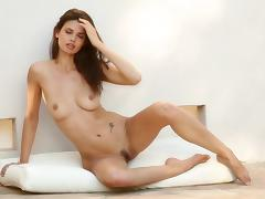 Beauty, Beauty, HD, Nude, Undressing, Shaved Pussy