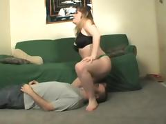 Ass Worship Licking Face Sitting Verbal Humiliation