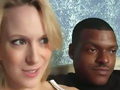 Pregnant, Blonde, Doggystyle, Horny, Interracial, Naughty