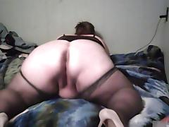 Shaking my ass for you