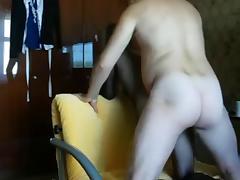 Amateur milf anal creampie