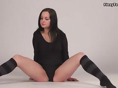 Flexible, Flexible, Gym, HD, Softcore, Teen