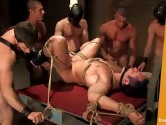 Juicy Devin And Van Darkholme Play Harmful Games With Other Guys