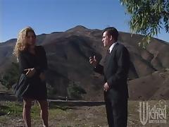 Barbara DOll Fucking Hot Blonde Slut! Blows that Dick So Hard and Swallows!