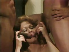 Johnny Keyes and John Holmes classic porn porn video