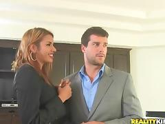 Sweet Anita Toro Gets Fucked In The Missionary Position