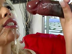 All, Banging, Blonde, Blowjob, Facial, Group