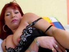 Mom and Boy, Anal, Ass, Assfucking, Big Cock, Big Tits