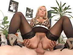 All, Blonde, Blowjob, Mature, MILF, Stockings