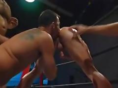 Hot and Jorny Wrestlers