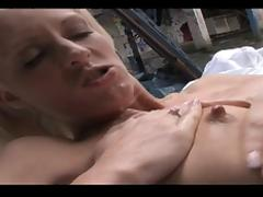 Brit Slut Fucked And Lactates