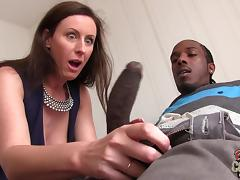 Penis, Big Cock, Couple, Hardcore, Interracial, Latex
