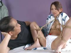 All, Bound, Dildo, Japanese, Sex, Teen