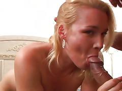 Plugged Olivia Saint's holes