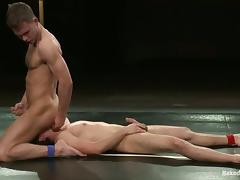 Zach Alexander And Tucker Scott Wrestle Before Going Hardcore