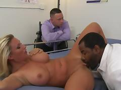 All, Black, Blonde, Doctor, Interracial, MILF