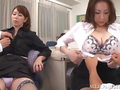 Japanese Mature, Asian, Big Tits, Boobs, Bra, Cowgirl