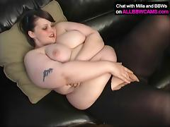 BBW and red wine. You know what happenes after to that plump 2