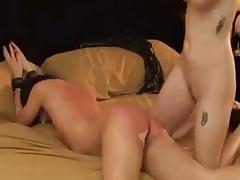 Bound, Bondage, Bound, Fingering, Lesbian, Nipples