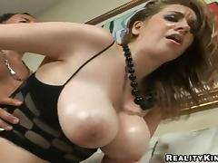 Unbelievable Kali West Gets Fucked Hard In Different Positions