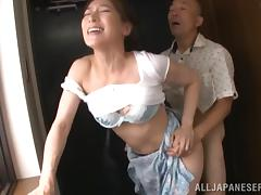 Asian Mature, Asian, Brunette, Housewife, Japanese, Mature