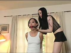 Bound, Amateur, Asian, BDSM, Bound, Lesbian