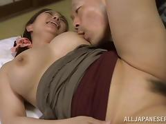Mouthwatering Ruka Kanae Goes Hardcore With A Horny Guy