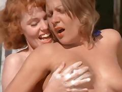 Voyeur Wanker And Red Hairy Cunt
