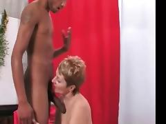 Euro Mature Goes Crazy For BBC