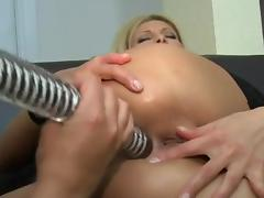 Perfect dykes play with big anal toys