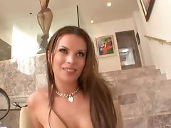 Orgasm, Asshole, Big Cock, Blowjob, Bra, Close Up