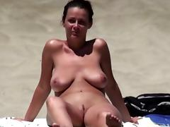 Allure, Adorable, Allure, Amateur, Beach, Mature