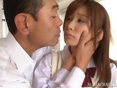 Sexy Japanese Student Fucked By Her Teacher